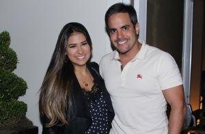Simone se declara para marido, Kaká Diniz, no aniversário dele: 'Ponto de apoio'