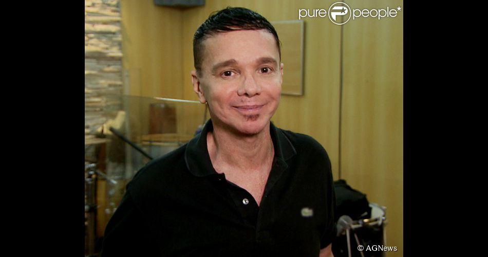 Netinho foi internado para realizar um tratamento contra tontura, em São Paulo