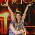 10 de agosto de 2014 - Anitta revelou que o pai é apaixonado por Lucélia Santos
