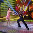 'Dança dos Famosos': Lucélia Santos perdeu a faixa do cabelo no meio da coreografia