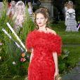 A Rodarte, que retornou à Semana de Moda de Nova York após um hiato, trouxe a extravagância que costuma criar