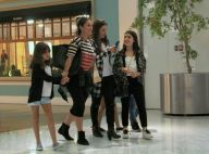 Giovanna Antonelli passeia com filhas e marido em shopping do Rio. Fotos!