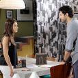 Marcelo (Murilo Cezar) termina de vez o namoro com Débora (Lisandra Cortez) na novela 'As Aventuras de Poliana'