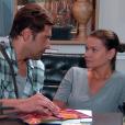 Proximidade de Luísa (Milena Toscano) e Afonso (Victor Pecoraro) deixa Marcelo (Murilo Cezar) espantado e decepcionado na novela 'As Aventuras de Poliana'