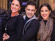 Wanessa Camargo começa a seguir Graciele Lacerda e namorado de Zilu na web