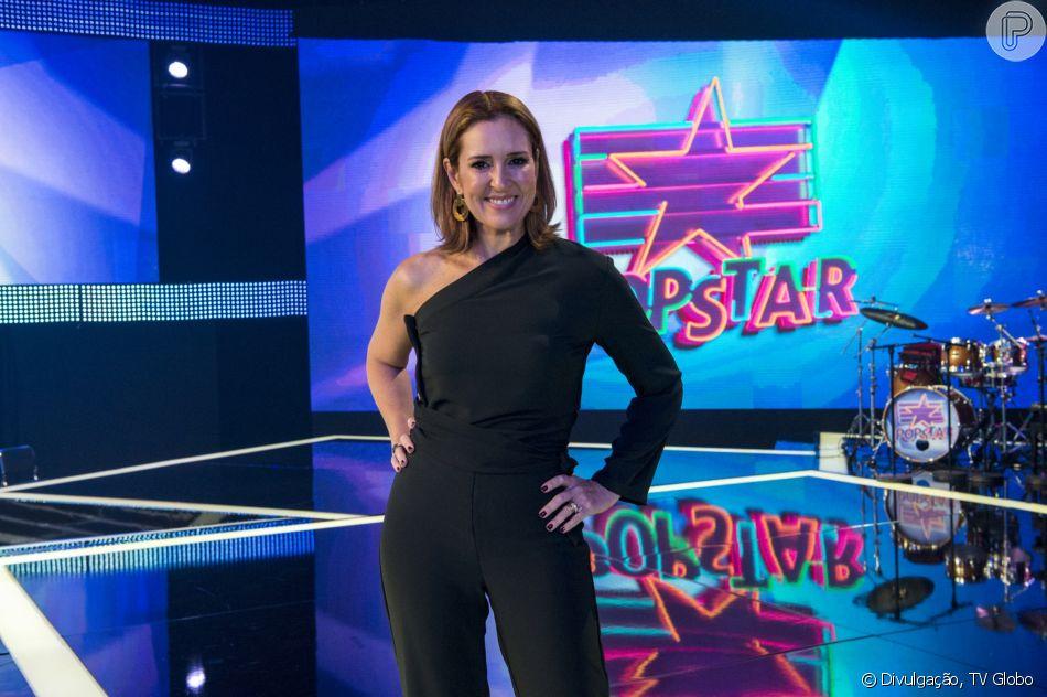 Renata Capucci elege músicas antigas no 'PopStar', que estreia neste domingo, 16 de setembro de 2018:'Anitta não é meu repertório'
