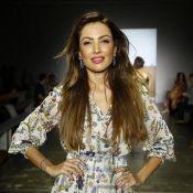 Patrícia Poeta, na NYFW, elege trends favoritas: 'Cores vivas e power suits'