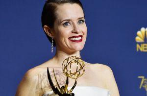 Batom vermelho é destaque na maquiagem das famosas no Emmy Awards 2018