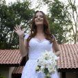 Jéssica Esteves quer ter dois filhos com o marido, Daniel Rodrigues