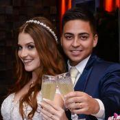 Veja fotos do casamento de Jéssica Esteves, ex-apresentadora do 'Bom Dia & Cia.'