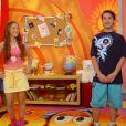 Jéssica Esteves apresentou quando criança o 'Bom Dia & Cia.', do SBT