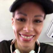 Ana Furtado foca em malhação por saúde, mas admite: 'Muito cansada'. Vídeo!