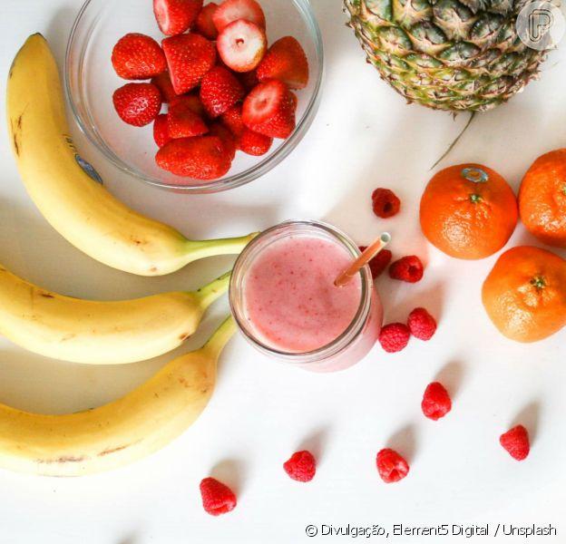 Veja quais são as frutas da primavera que podem dar um up no seu cabelo!