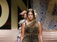 cb515f3b1157e Animal Print e outras trends do desfile da Dolce  amp  Gabbana em Milão