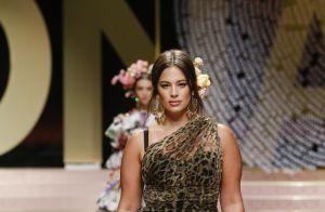 Animal Print e outras trends do desfile da Dolce & Gabbana em Milão