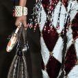 O maxi bracelete apareceu no desfile da Gucci para confirmar a tendência do pulseirismo sem regras