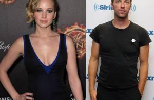 Jennifer Lawrence e Chris Martin vivem romance discreto: 'Estão se conhecendo'