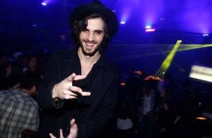 Fiuk e Manu Gavassi vão à festa badalada em São Paulo