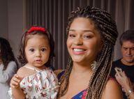 Aline Dias recebe Juliana Alves e mais famosos em festa de aniversário. Fotos!