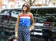 As famosas estão amando este conjuntinho esportivo da Gucci