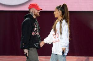 Ariana Grande termina noivado com comediante Pete Davidson, diz site