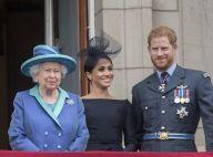 Rainha Elizabeth II soube de gravidez de Meghan Markle em casamento de Eugenie