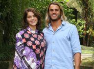 Isabella Santoni cita apoio ao namorado após acidente:'Não deixei ficar na cama'
