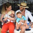 Maiara contou ser fã de Gusttavo Lima e da mulher, Andressa Suita: 'Amo vocês'