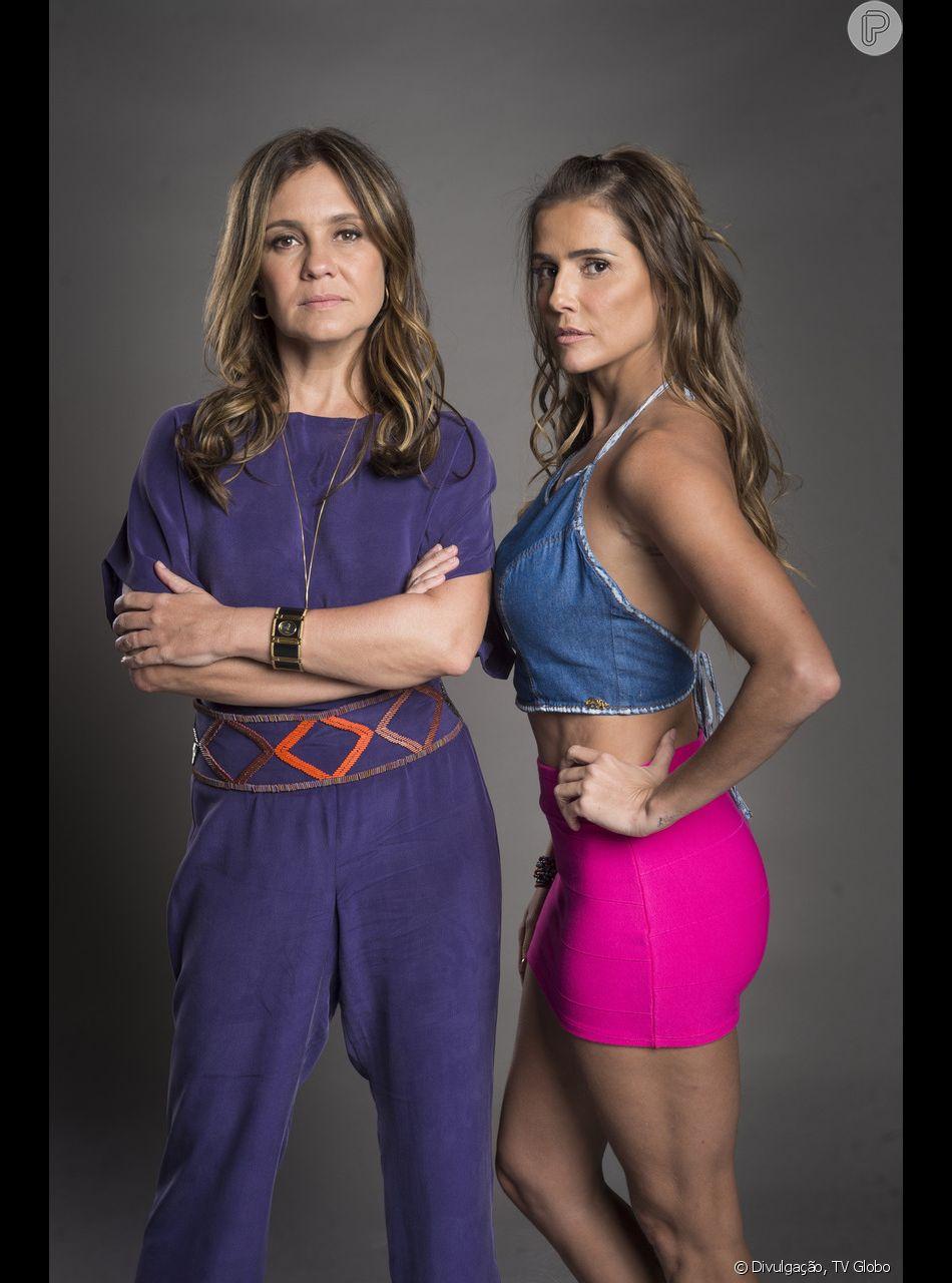 'Segundo Sol': Karola (Deborah Secco) planeja assumir bordel de Laureta (Adriana Esteves) na reta final da novela