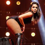 Anitta ensina técnicos do 'La Voz' a dançarem o quadradinho. Veja vídeo!