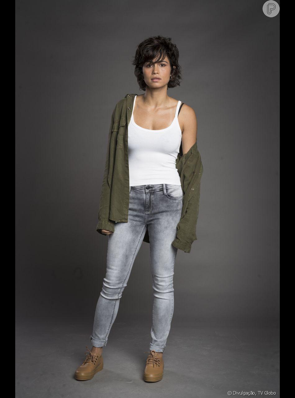 Em 'Segundo Sol', Maura (Nanda Costa) desiste do trisal com Selma (Carol Fazu) e Ionan (Armando Babaioff)