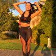 Adriana Sant'Anna mantém uma alimentação equilibrada