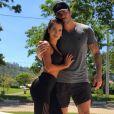 Adriana Sant'Anna é casada com o ex-BBB Rodrigão, com quem tem dois filhos