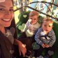 Thais Fersoza falou sobre rotina com dois bebês em casa