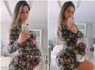Mayra Cardi mostra mudança no corpo antes e depois da gravidez. Veja foto!