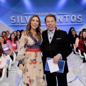 Filho de Patricia Abravanel pode ter nome de Silvio Santos: 'Vai ser zoado'