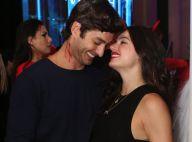 Isis Valverde destaca apoio do marido na gravidez: 'Me apaixonei ainda mais'