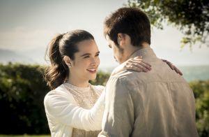 'O Tempo Não Para': Samuca faz pedido de casamento criativo para Marocas
