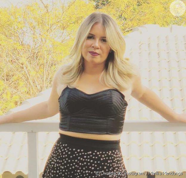 Marília Mendonça conta pior parte da dieta cetogênica, em 31 de outubro de 2018