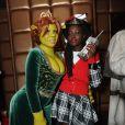 Lupita Nyong'o foi fantasiada como Dionne, personagem do filme ' As Patricinhas de Beverly Hills'