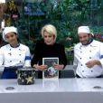 Thaíssa Carvalho e Thiago Mendonça foram para a Panela de Pressão após a prova 'Cartas Marcadas', onde através de sorteio cada participante deveria fazer um prato com um tipo de carne diferente