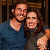 Fátima Bernardes comemora 1 ano de namoro com Túlio Gadêlha: 'Muito mais feliz'
