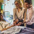 Rochelle (Giovanna Lancellotti) perdeu o movimento das pernas ao longo da novela 'Segundo Sol'
