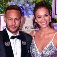 Bruna Marquezine não quis entrar em detalhes sobre o fim do seu namoro com Neymar