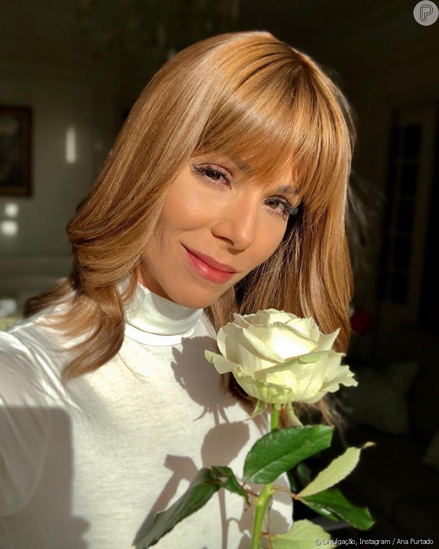 Ana Furtado está na reta final do tratamento contra o câncer