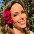 Ana Furtado  começou a tratar câncer de mama em março de 2018