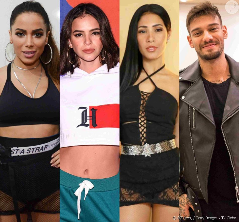 Veja 10 famosos brasileiros que lutaram contra depressão e superaram doença