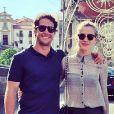 Os rumores de crise no casamento entre Flávio Canto e Fiorella Mattheis já estavam rolando