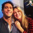 A assessoria de Fiorella Mattheis não confirmou o fim do casamento