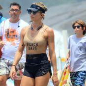 Grazi Massafera surpreende ao mostrar corpo malhado com personal: 'Novo shape'